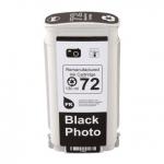 Картридж HP C9370A Photo Black №72 JET TEK