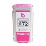 Картридж HP C9372A Magenta №72 JET TEK