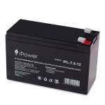 Аккумулятор IPower IPL-7.5-12