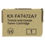 Тонер-картридж Panasonic KX-FAT472A7