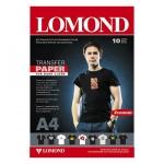 Термотрансфер для темных тканей/A4/10листов/ (0808451) LOMOND
