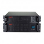 EH5110 rack online ups 10kva with batterypack(12V7.2AH*16pcs) RS232 220Vac50Hz LCD display, with SNMP slot terminal input and output