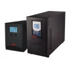EW 2000 MUST line-interactive UPS 650VA LCD USB RJ45 battery: 12V7AH
