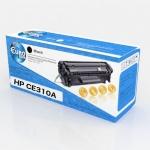 Картридж HP CE310A/Canon 729 Black Euro Print