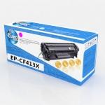Картридж HP CF413X (№410X) Magenta Euro Print