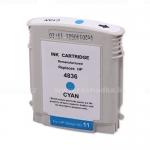 Картридж HP C4836AE Cyan,№11 JET TEK