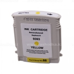 Картридж HP C9393AE № 88XL Yellow JET TEK