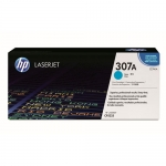 Картридж HP CE741A (307A) Cyan оригинал