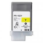 Картридж Canon PFI-102Y Yellow GRAND