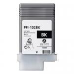 Картридж Canon PFI-102BK Black GRAND