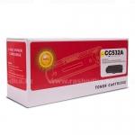 Картридж HP CC532A Yellow Retech