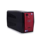 EA 1000 MUST ECO off-line UPS 500VA battery: 12V4AH Faceplate RED