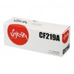 Картридж HP CF219A (с чипом) Sakura