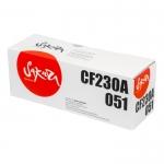 Картридж HP CF230A/ Canon 051 Sakura