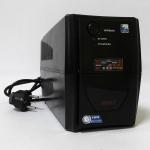 EA 1000 MUST ECO off-line UPS 500VA battery: 12V4AH Faceplate BLACK