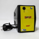 EA 1000 MUST ECO off-line UPS 500VA battery: 12V4AH Faceplate Yellow