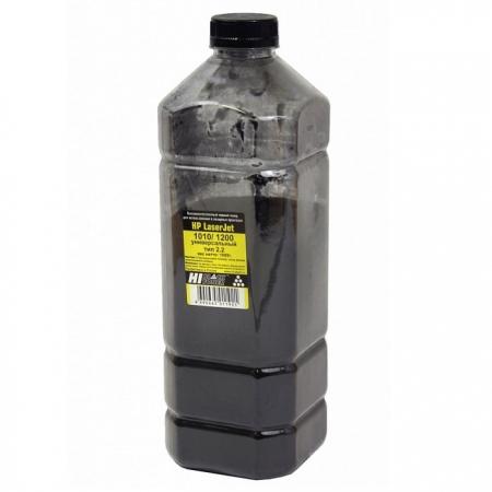 Тонер для HP 1010/1200 Universal ТИП 2.2 (1000 гр) HI-BLACK