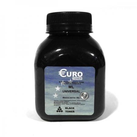 Тонер для Samsung/Xerox Universal (80 гр) EURO TONER